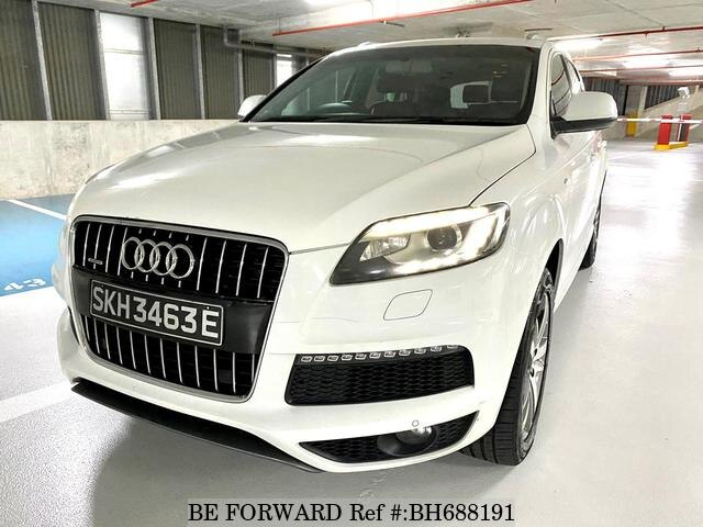Used 2012 AUDI Q7 BH688191 for Sale