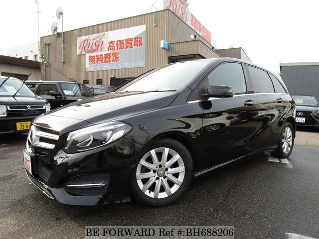 Used 2016 MERCEDES-BENZ B-CLASS BH688206 for Sale