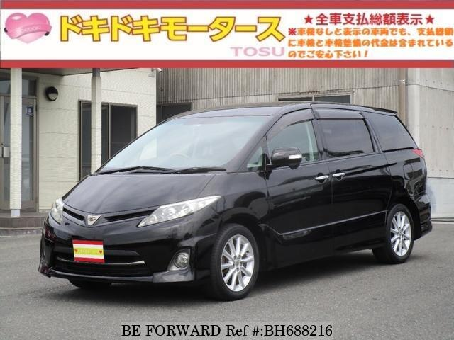Used 2009 TOYOTA ESTIMA BH688216 for Sale