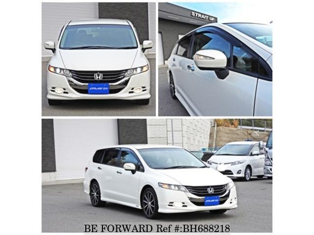 Used 2011 HONDA ODYSSEY BH688218 for Sale