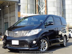 Used 2010 TOYOTA ALPHARD BH688219 for Sale