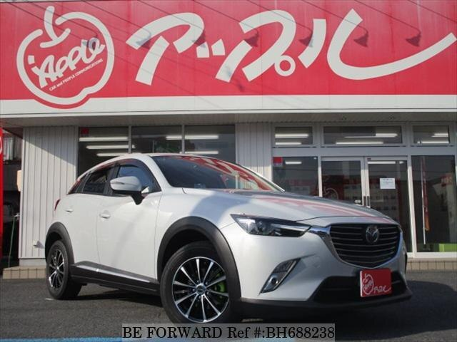Used 2015 MAZDA CX-3 BH688238 for Sale