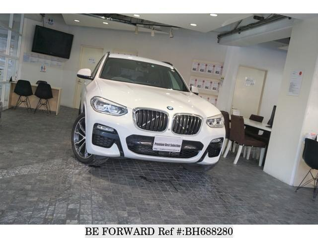 Used 2017 BMW X3 BH688280 for Sale