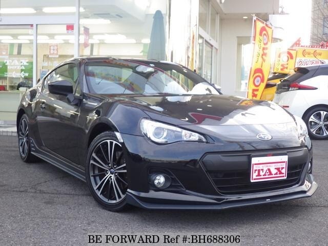 Used 2012 SUBARU BRZ BH688306 for Sale