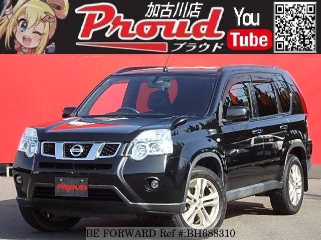 Used 2012 NISSAN X-TRAIL BH688310 for Sale