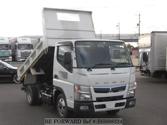 Used 2016 MITSUBISHI CANTER BH688324 for Sale