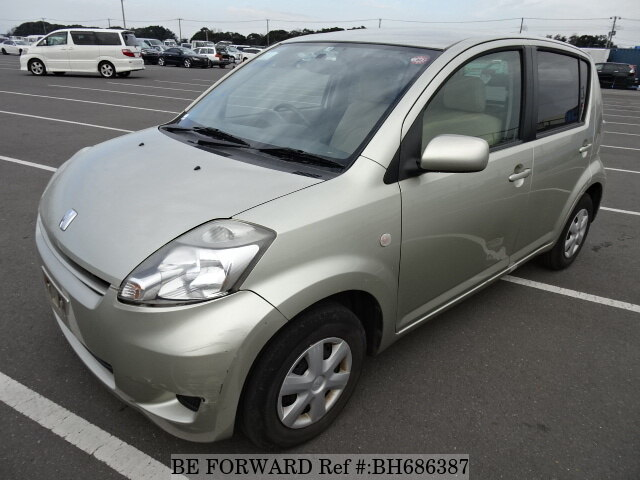 Used 2009 TOYOTA PASSO BH686387 for Sale