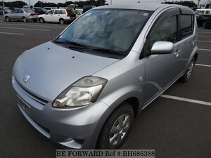 Used 2008 TOYOTA PASSO BH686388 for Sale