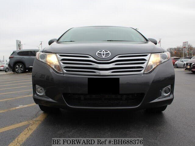 Used 2011 TOYOTA VENZA BH688376 for Sale