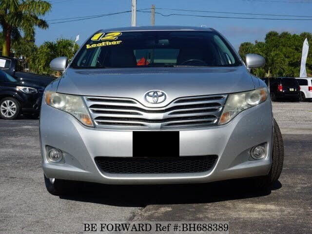 Used 2012 TOYOTA VENZA BH688389 for Sale