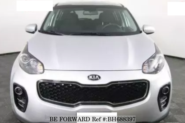 Used 2018 KIA SPORTAGE BH688397 for Sale