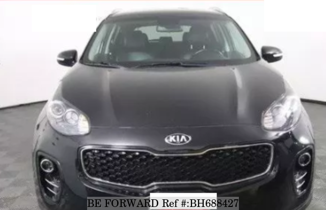 Used 2018 KIA SPORTAGE BH688427 for Sale