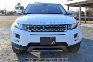 Used 2012 LAND ROVER RANGE ROVER EVOQUE BH688433 for Sale