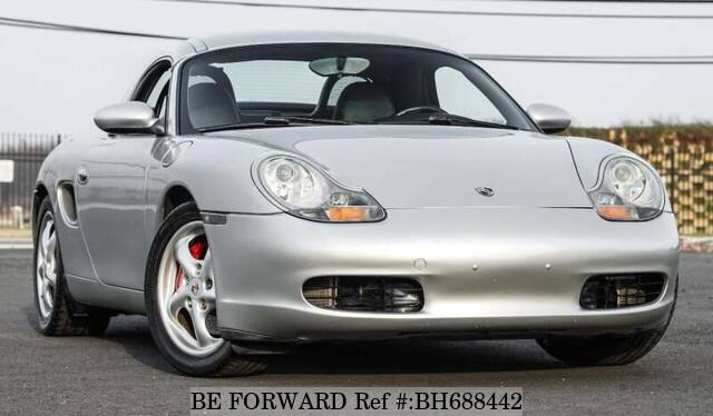 Used 1997 PORSCHE BOXSTER BH688442 for Sale