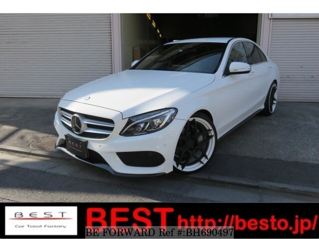 Used 2014 MERCEDES-BENZ C-CLASS BH690497 for Sale