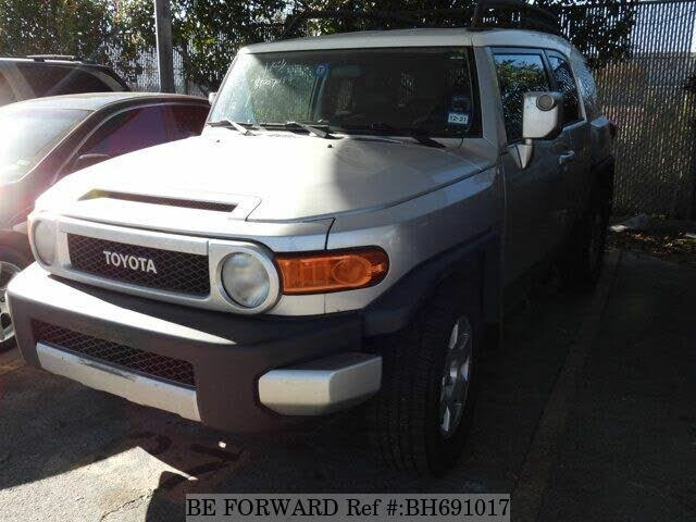Used 2008 TOYOTA FJ CRUISER BH691017 for Sale