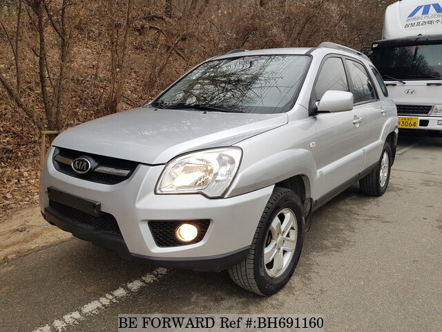 Used 2009 KIA SPORTAGE BH691160 for Sale