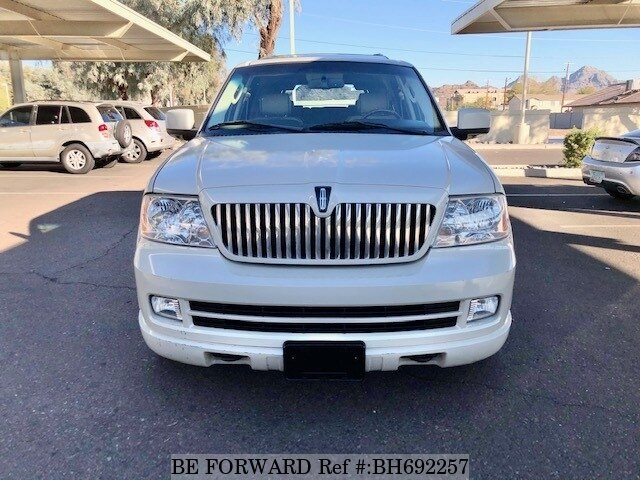 Used 2006 LINCOLN NAVIGATOR BH692257 for Sale