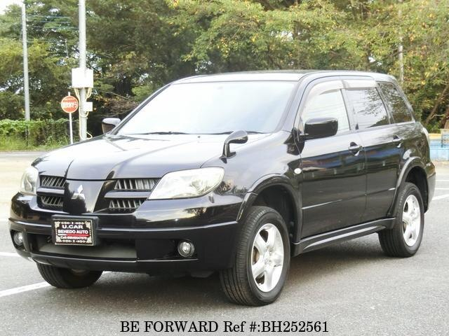 Used 2004 MITSUBISHI AIRTREK BH252561 for Sale