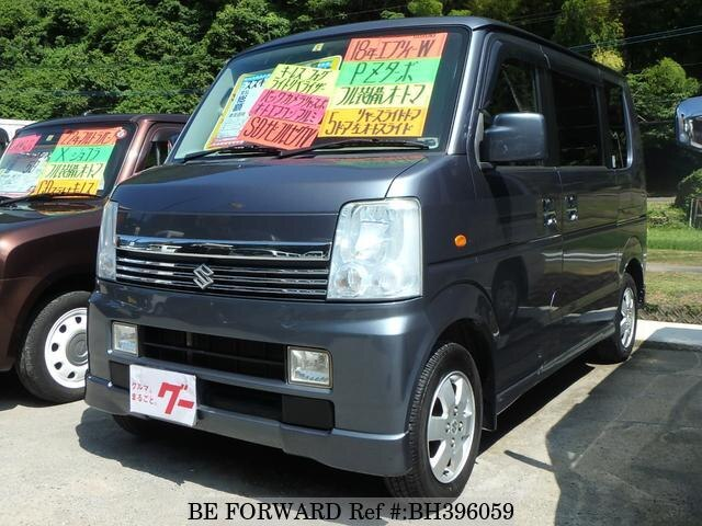 Used 2006 SUZUKI EVERY WAGON BH396059 for Sale