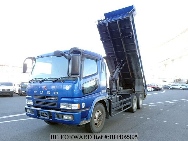 Used 2003 MITSUBISHI SUPER GREAT BH402995 for Sale