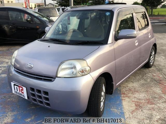 Used 2006 DAIHATSU ESSE BH417013 for Sale