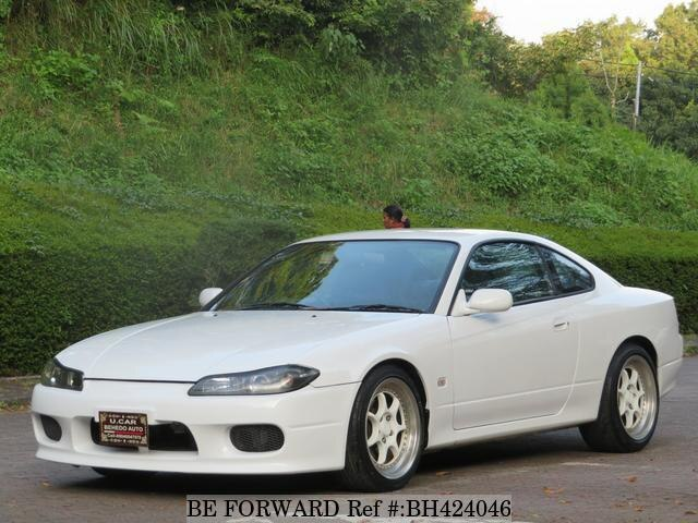Used 2000 NISSAN SILVIA BH424046 for Sale