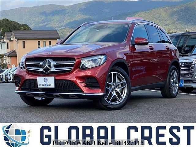 Used 2017 MERCEDES-BENZ GLC-CLASS BH427115 for Sale
