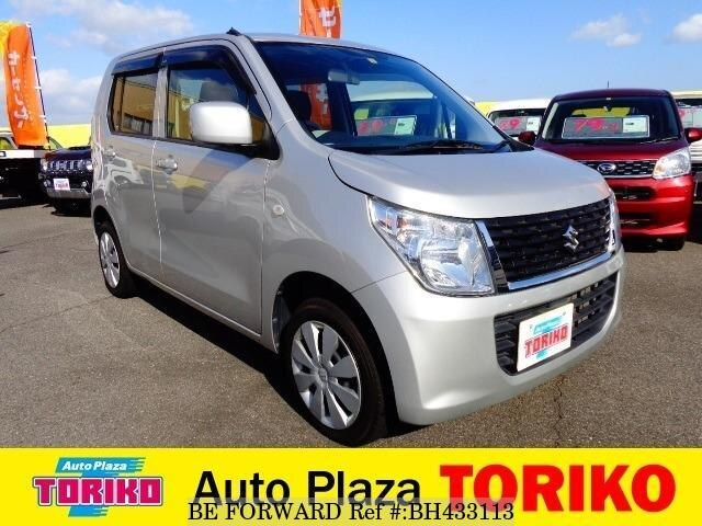 Used 2015 SUZUKI WAGON R BH433113 for Sale