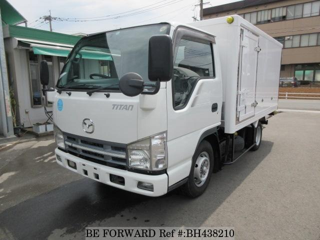 Used 2009 MAZDA TITAN BH438210 for Sale