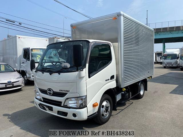 Used 2017 HINO DUTRO BH438243 for Sale