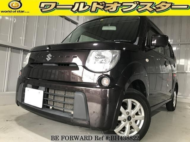 Used 2011 SUZUKI MR WAGON BH438822 for Sale