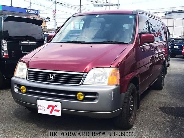 Used 1997 HONDA STEP WGN BH439003 for Sale