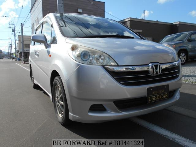 Used 2007 HONDA STEP WGN BH441324 for Sale