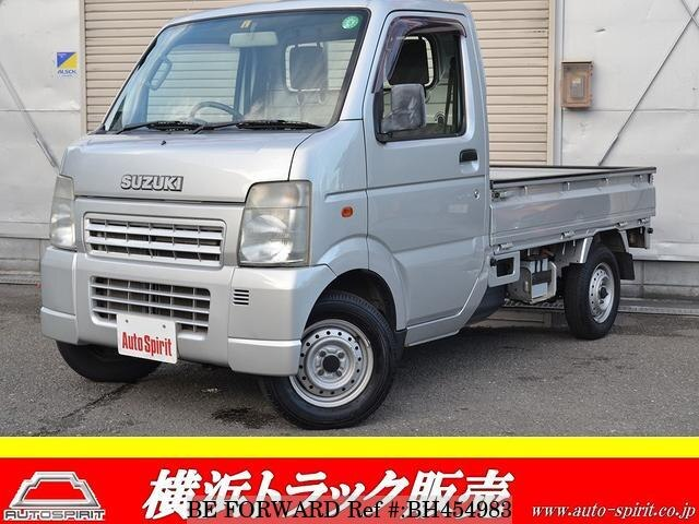 Used 2004 SUZUKI CARRY TRUCK BH454983 for Sale