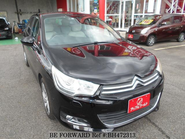 Used 2011 CITROEN C4 BH472313 for Sale