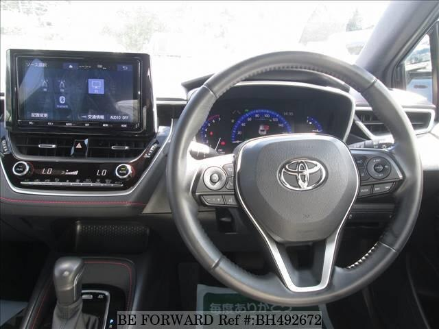 Used 2019 TOYOTA COROLLA BH492672 for Sale
