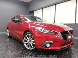 Used 2015 MAZDA AXELA SPORT BH513539 for Sale
