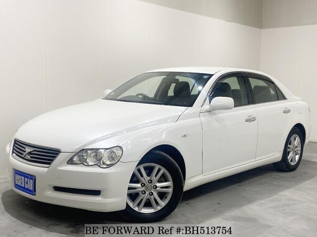 Used 2005 TOYOTA MARK X BH513754 for Sale