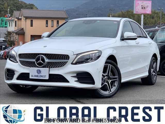 Used 2019 MERCEDES-BENZ C-CLASS BH514626 for Sale