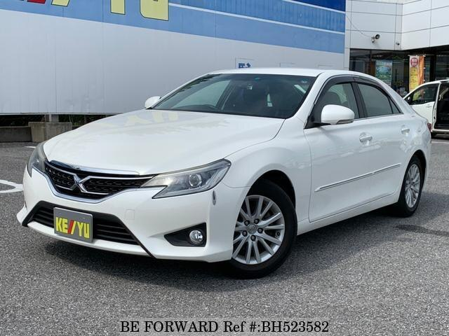 Used 2012 TOYOTA MARK X BH523582 for Sale