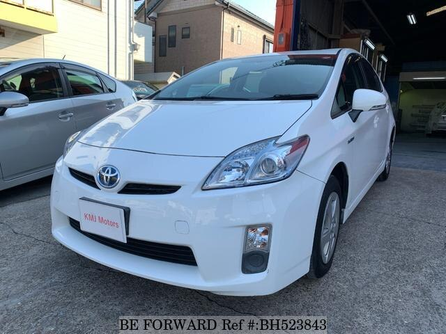 Used 2010 TOYOTA PRIUS BH523843 for Sale