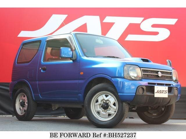 Used 2006 SUZUKI JIMNY BH527237 for Sale