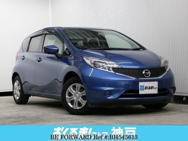 Used 2015 NISSAN NOTE BH545613 for Sale