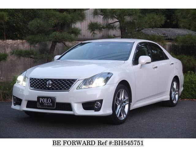 Used 2010 TOYOTA CROWN BH545751 for Sale