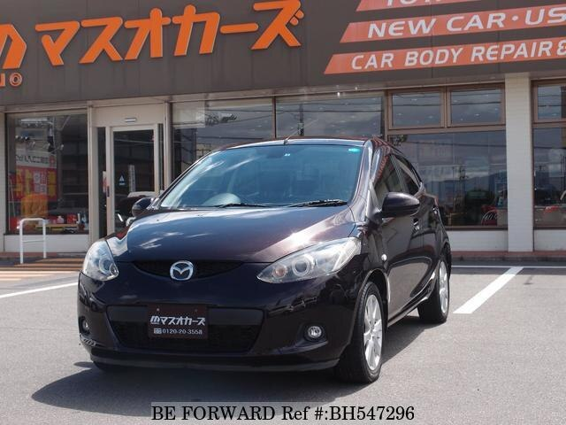 Used 2007 MAZDA DEMIO BH547296 for Sale