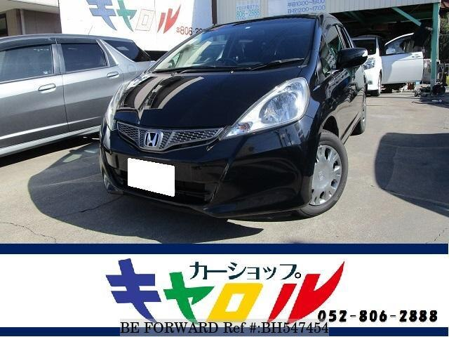 Used 2012 HONDA FIT BH547454 for Sale