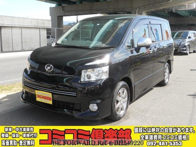 Used 2010 TOYOTA VOXY BH549220 for Sale