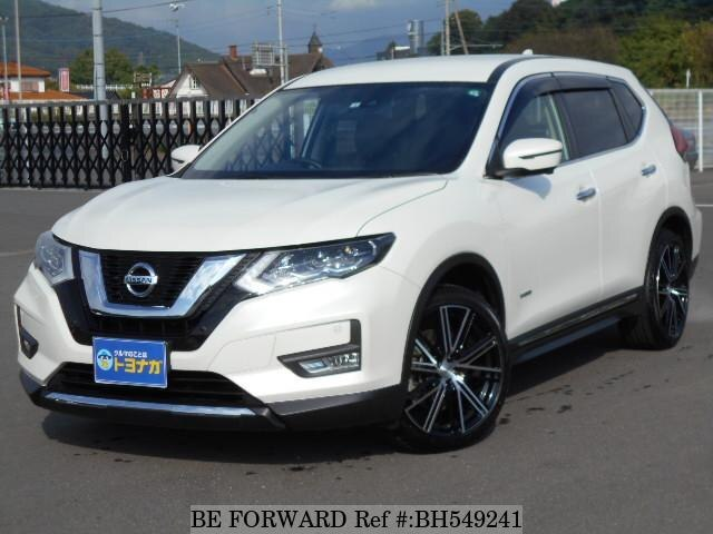 Used 2018 NISSAN X-TRAIL BH549241 for Sale