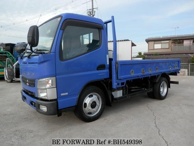 Used 2011 MITSUBISHI CANTER BH549398 for Sale